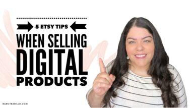Digital Products On Etsy | Etsy | Nancy Badillo