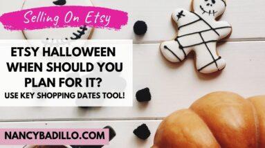 Etsy Halloween - Selling on Etsy | Nancy Badillo