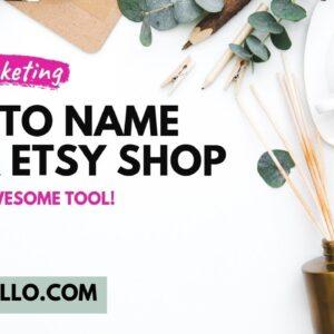 Selling On Etsy for Beginners - Etsy Marketing | Nancy Badillo