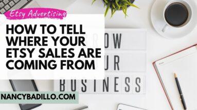Selling on Etsy | New Etsy Ads & Google Shopping Ads | Nancy Badillo
